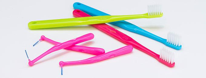 歯ブラシ色々